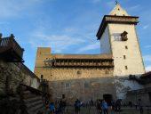 Северный двор замка