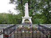 A. Puškina kaps