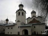 Staraja Rusa. Klosteris.
