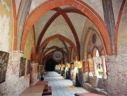 Домский собор Галерея монастыря