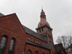 Домский собор после реконструкции