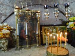 Гробница Пресвятой Богородицы