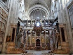 Кафоликон - православный придел Храма Воскресения