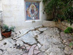 Место, где Матерь Божия после Своего Успения сбросила Свой пояс апостолу Фоме