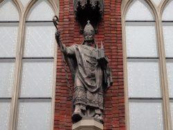 Основатель Риги епископ Альберт