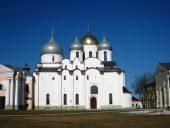 Novgorodas Svētas Sofijas katedrāle