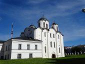 Великий Новгород Никольский собор 12 век