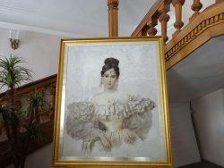 Полотняный Завод Наталья Николаевна Пушкина