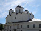 Novgoroda. Sv. Nikolaja baznīca.