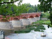 Кулдига Мост через Венту