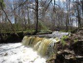 Водопад Ивандес