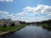 Торжок на реке Тверце