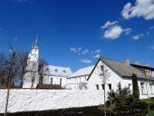 Viļāni - bernardīņu klosteris
