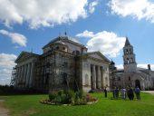 Toržoka . Borisa un Gleba klosteris