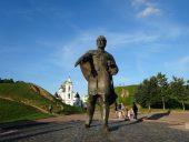 Дмитров Памятник Юрию Долгорукому