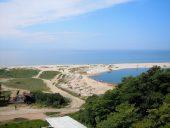 Поселок Янтарный Морской пляж