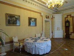 Столовая в доме Гончаровых
