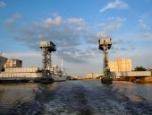 Калининград Портовые ворота