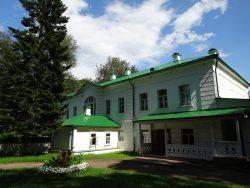 Ясная Поляна Флигель где жила семья Толстых