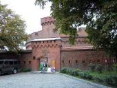 Калининград Башня Дона - Музей янтаря