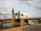 Тильзит - Советск Мост королевы Луизы