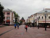 Пешеходная улица Большая Покровская