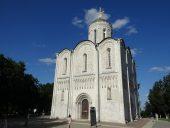 Vladimira. Dmitrovas katedrāle.