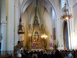 Костел святого Матфея Алтарь