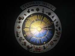 Этнокосмологический музей. Зодиакальный круг.