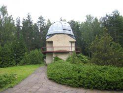 Молетай. Обсерватория.