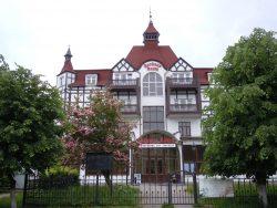 Зеленоградск Курхаус