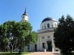 Калуга Троицкий кафедральный собор