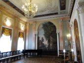 Калуга Парадный зал в доме купца Золотарева