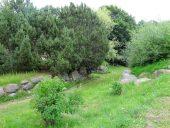 Pavilosta. Akmeņu dārzs.