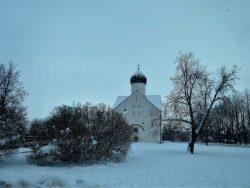 Преображенская церковь на Ильине улице - 14 век