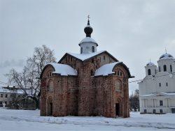 Церковь Параскевы Пятницы на Торгу. 1207 год
