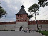 Тульский Кремль Башня Ивановских ворот