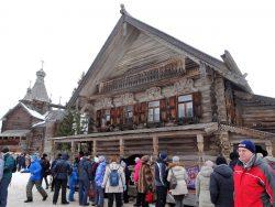 Витославлицы - этнографический музей под Новгородом