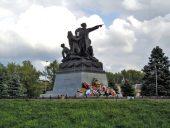Вязьма Памятник Защитникам Отечества