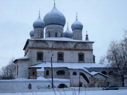 Знаменский собор - 17 век