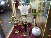 Начало 20 века - керосиновые лампы в стиле югенд