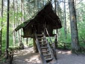 В сказочном лесу Тервете