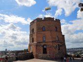 Башня Гедимина на Замковой горе