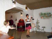 Дегустация вин в замке Пыльтсамаа