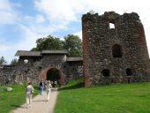Крепость Каркси-Нуя