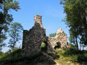 Руины замка Хелме