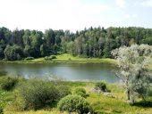 Вид с холма Каркси-Нуя