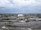 Волны на мысе Колка