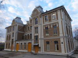 Хоральная синагога в Гродно