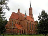 Костел Девы Марии 1912 год